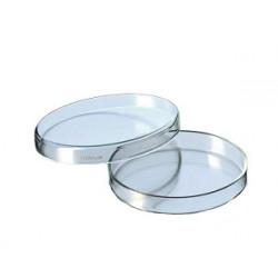 Caja petri vidrio cal soda 60x15mm