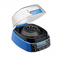Mini centrifuga gusto digital, dos rotores, 0.2ml a 2.0ml, max 12.500rpm